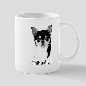 Chihuahua Charcoal Mug
