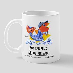 Spanish! Feliz! Mug