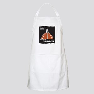 Florence Dome Black BBQ Apron