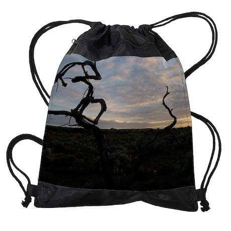 07MundraS.jpg Drawstring Bag