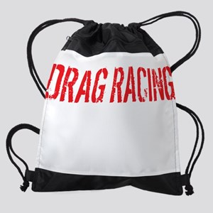 Interested in Drag Racing Drawstring Bag