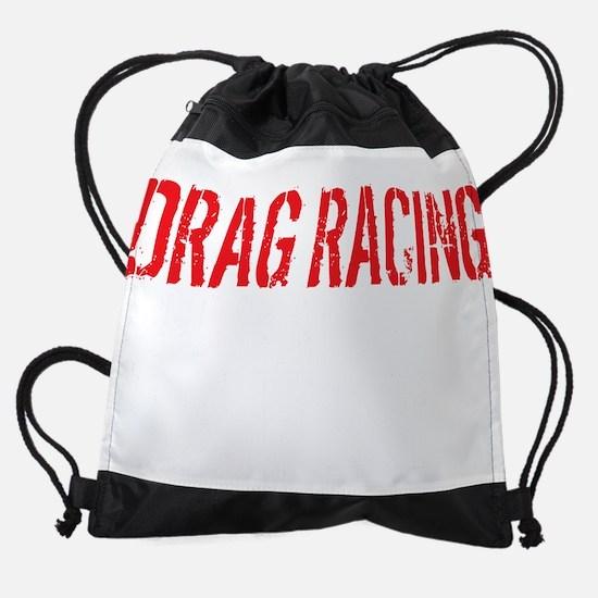 Interested in Drag Racing Drawstring Bag