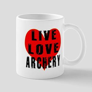 Live Love Archery Mug