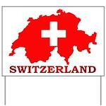 Switzerland-4 Yard Sign