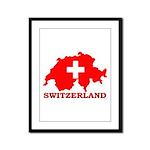 Switzerland-4 Framed Panel Print