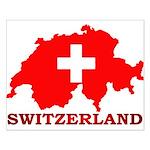 Switzerland-4 Small Poster