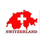 Switzerland-4 Mini Poster Print