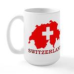 Switzerland-4 Large Mug
