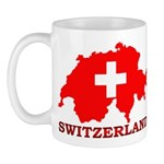 Switzerland-4 Mug