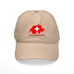 Switzerland-4 Cap