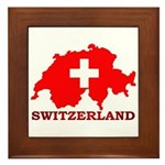 Switzerland-4 Framed Tile