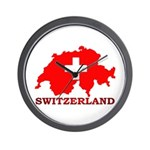 Switzerland-4 Wall Clock