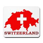 Switzerland-4 Mousepad