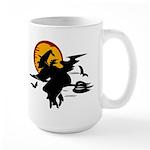 Flying Witch with Harvest Mood Cider Mug