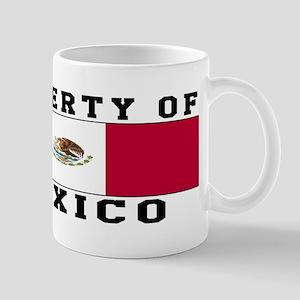 Property Of Mexico Mug