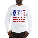 Stars & Stripes Forever Long Sleeve T-Shirt