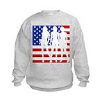 Stars & Stripes Forever Kids Sweatshirt