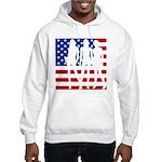 Stars & Stripes Forever Hooded Sweatshirt