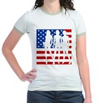 Stars & Stripes Forever Jr. Ringer T-Shirt