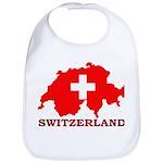Switzerland-4 Bib
