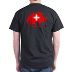 Switzerland-4 Dark T-Shirt