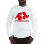 Switzerland-4 Long Sleeve T-Shirt