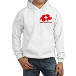 Switzerland-4 Hooded Sweatshirt