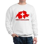 Switzerland-4 Sweatshirt