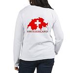 Switzerland-4 Women's Long Sleeve T-Shirt