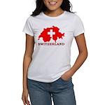 Switzerland-4 Women's T-Shirt