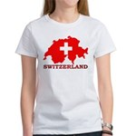 Switzerland-4 Women's T-Shirt