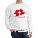 Switzerland-4 Sweatshirt