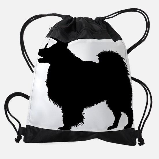Finnish Lapphund3.png Drawstring Bag