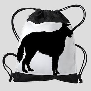 Rafeiro do Alentejo3 Drawstring Bag