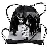 Titanic Drawstring Bag