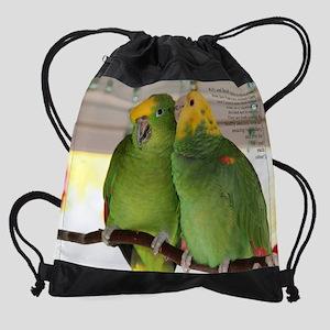 02 february - amazons Drawstring Bag