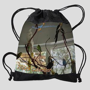 2-00 COVER group copy Drawstring Bag