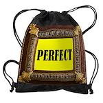 2-PICTURE PERFECT.jpg Drawstring Bag