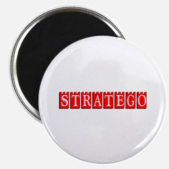 """STRATEGO 2.25"""" Magnet (10 pack)"""
