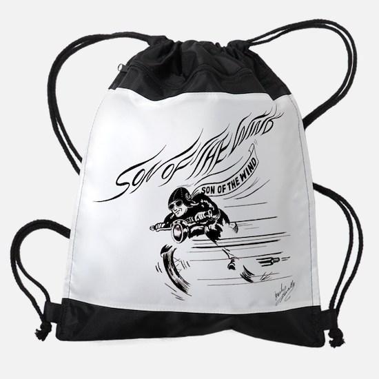 Son Of The Wind.jpg Drawstring Bag