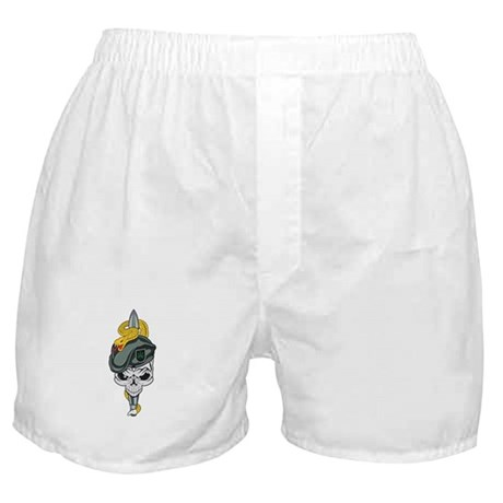 Special Forces Skull Boxer Shorts