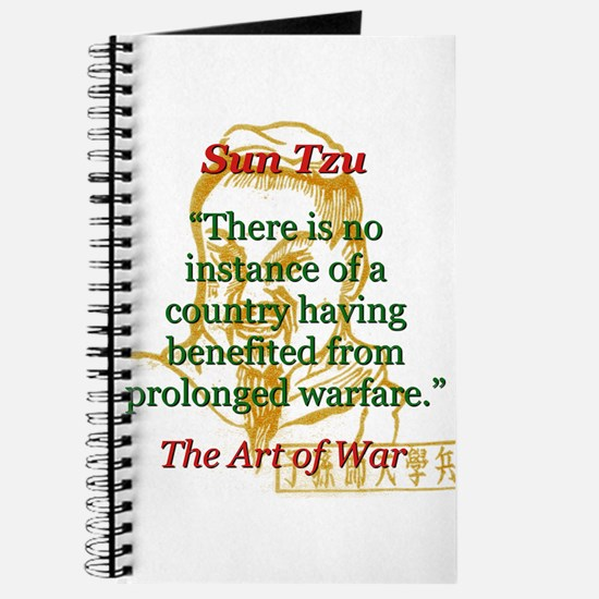 There Is No Instance - Sun Tzu Journal
