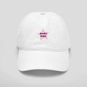 Annika Rules Cap