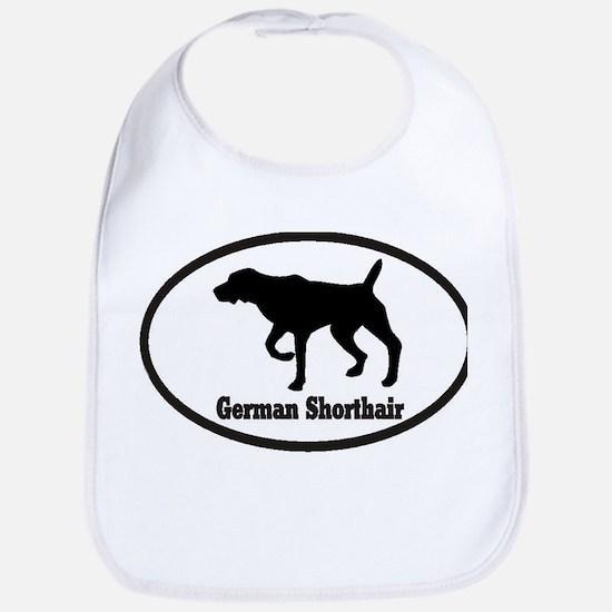 German Shorthaired Pointer Bib