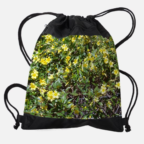 Carolina-Jasmine.jpg Drawstring Bag