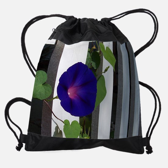 Morning-Glory.jpg Drawstring Bag