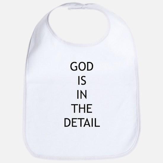 God is in the detail Bib