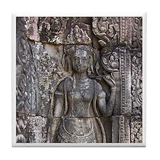 Angkor Wat Tile Coaster - 2