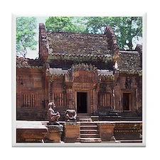 Angkor Wat Tile Coaster - E
