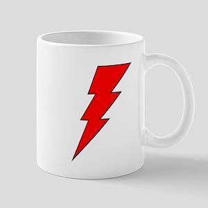 The Red Lightning Bolt Shop Mug